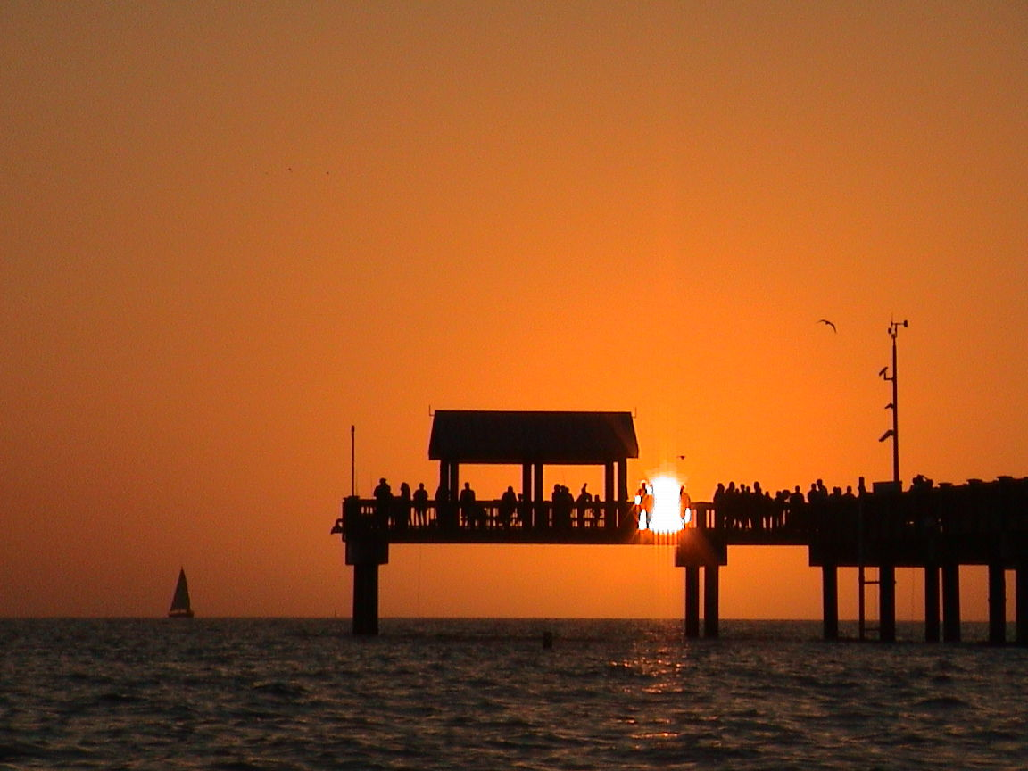 Photo gallery clearwater beach com for Pier 60 fishing