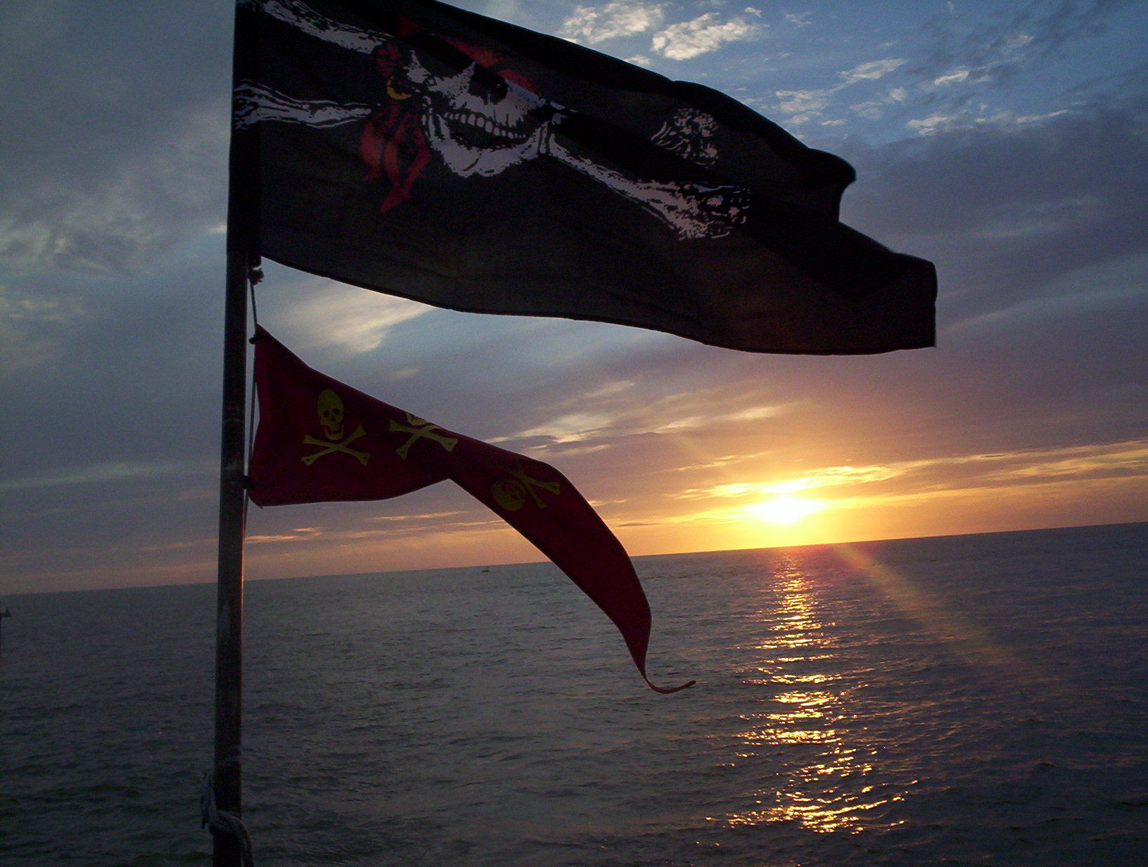 Pirates Cruise